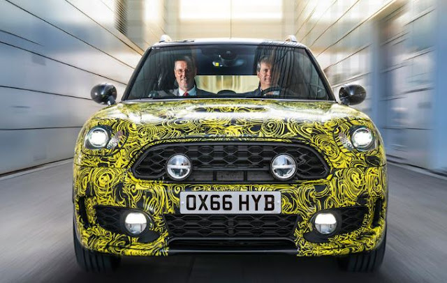 2017 Mini Countryman cross breed affirmed Reviews