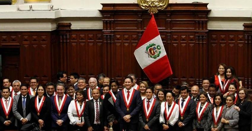 Habrá referéndum sobre reelección de congresistas, informó el presidente Martín Vizcarra en Mensaje a la Nación