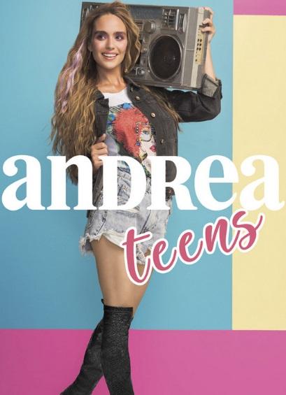 Andrea teens catalogo digital Otoño Invierno 2019