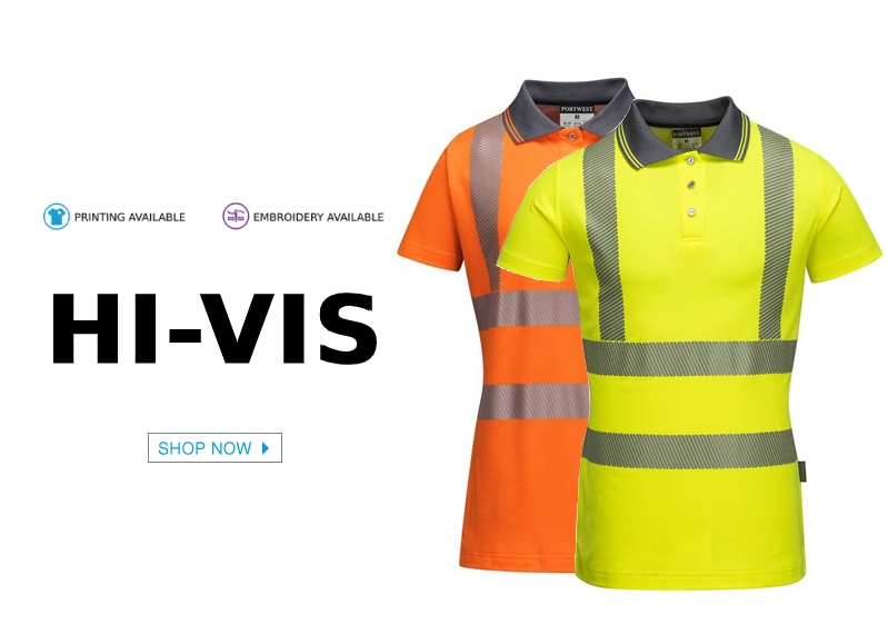Portwest Womens Hi Vis