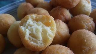 Articole culinare : Gogoșele de  cartofi