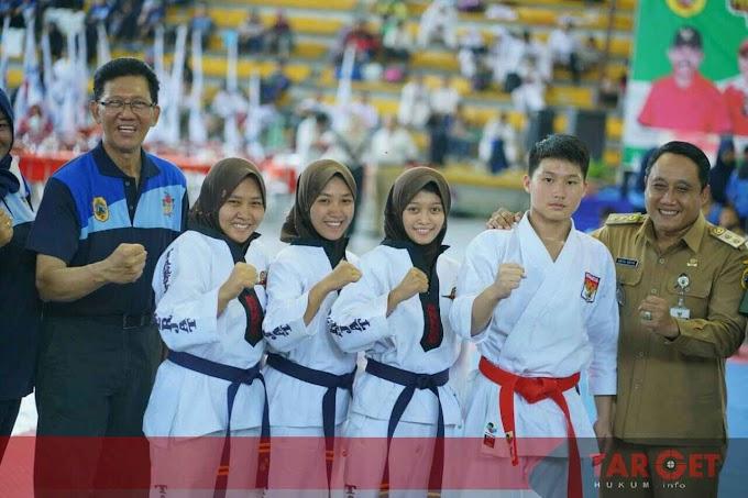 Popda Tingkat Kabupaten Pati Diharapkan Mampu Mencetak Atlet Nasional