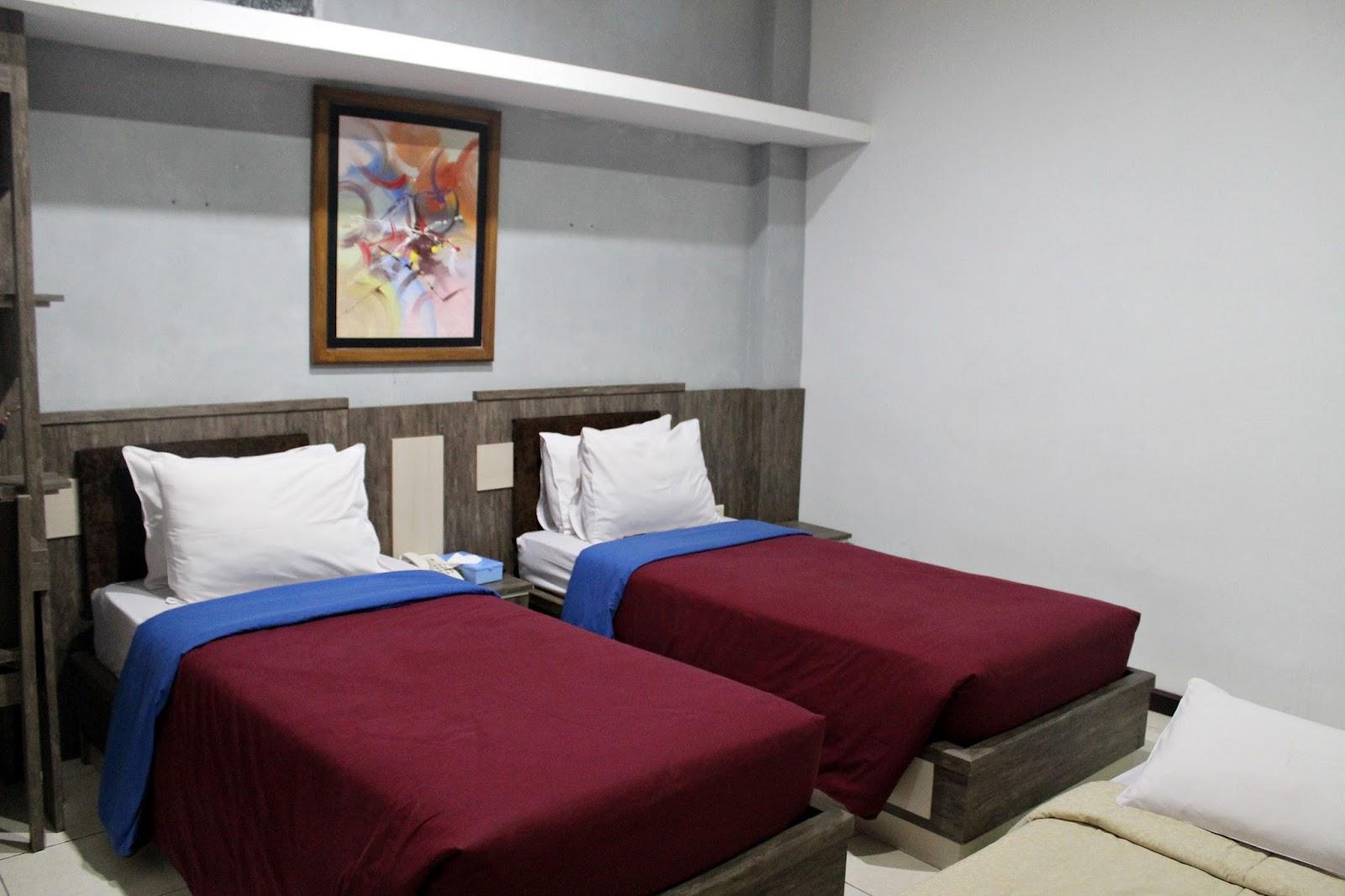 Deluxe Twin Room Feankesteier Hotel Praga