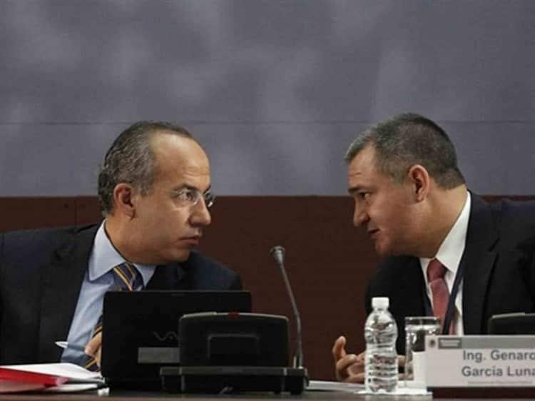 """El presidente """"No se entera de todo"""": la excusa de Felipe Calderón sobre el vinculo de García Luna con el Narco"""