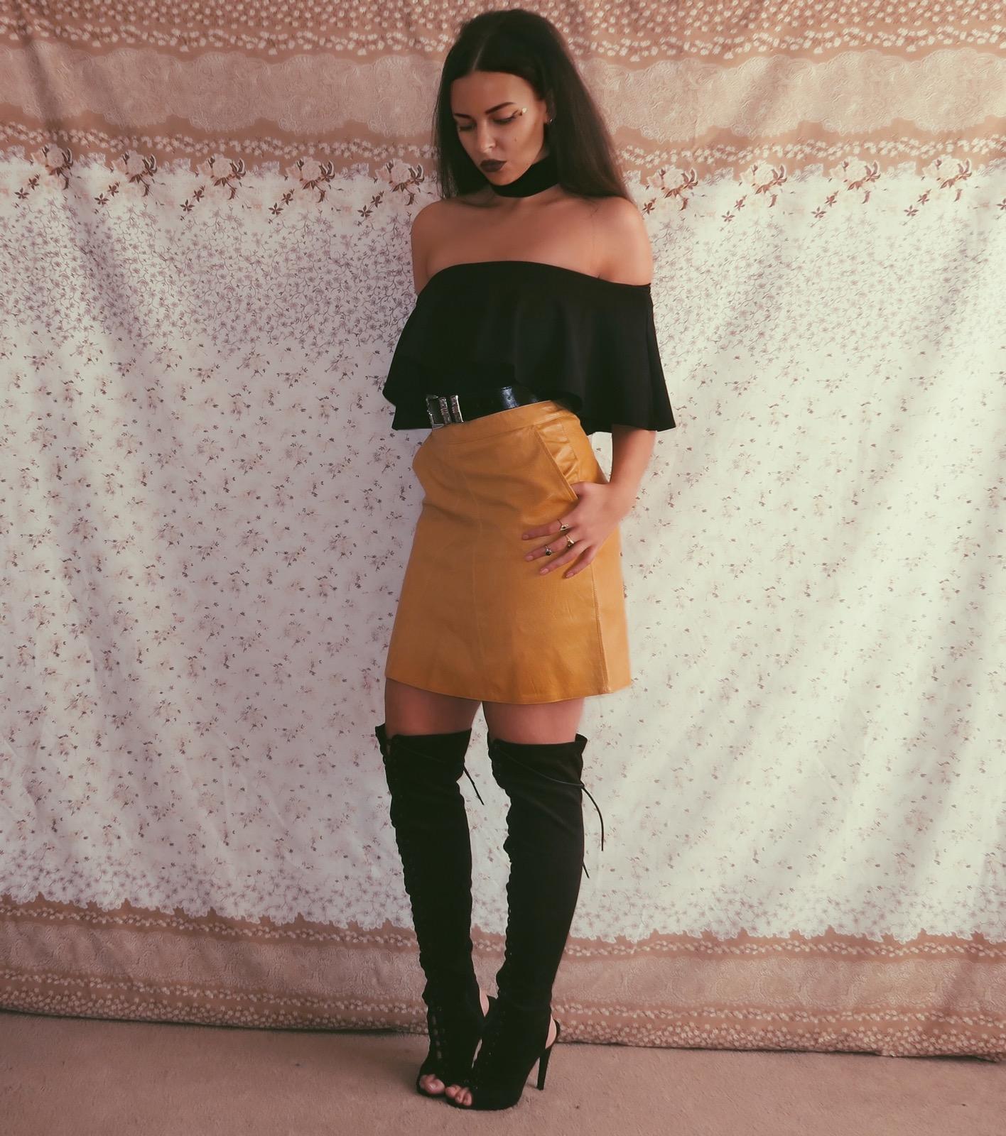 autumn style british fashion blogger @ hayleyeszti
