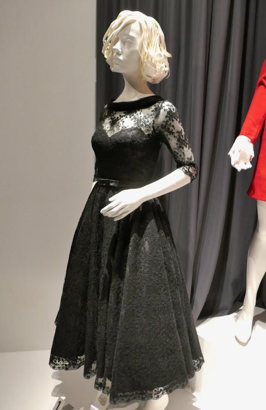 Kiernan Shipka Chilling Adventures Sabrina Dark Baptism dress