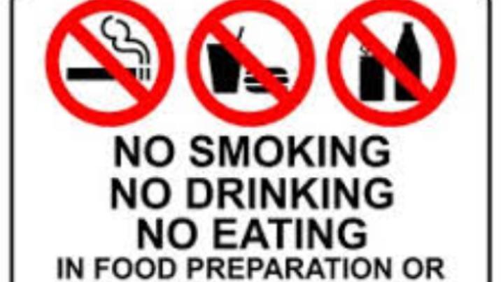 Kumpulan Contoh Notice, Caution, dan Warning dalam Bahasa Inggris beserta  Gambar dan Artinya - ENGLISHIANA