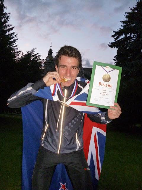 Portuguese Orienteering Blog: Matt Ogden: Euphoria!