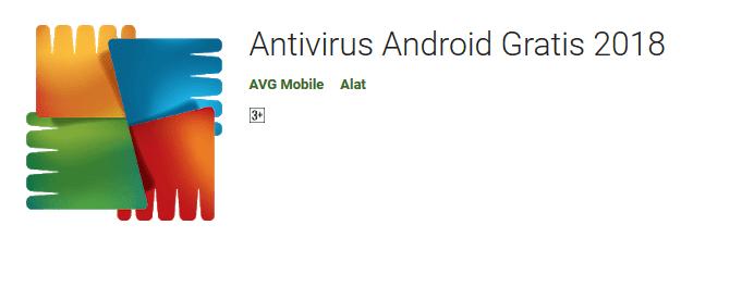 AVG Pembersih virus