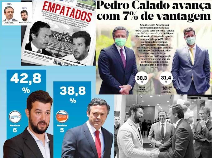 Duas campanhas no Funchal