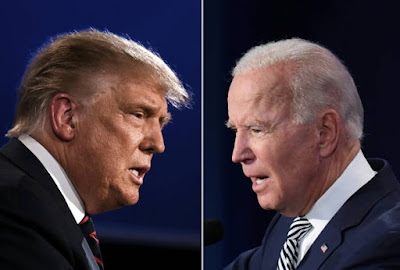 US Election: Joe Biden Leads With 264 Vote Counts, What's Next For Donald Trump