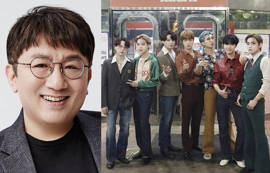 Big Hit'in sermayesinin halka açılmasıyla Bang Shi Hyuk Kore'nin en zengin 14. hissedarı olacak