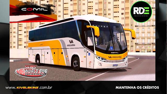 COMIL 1200 4X2 - VIAÇÃO ARAGUARINA
