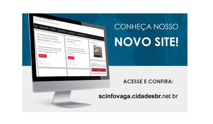 Acesse nosso Novo Site