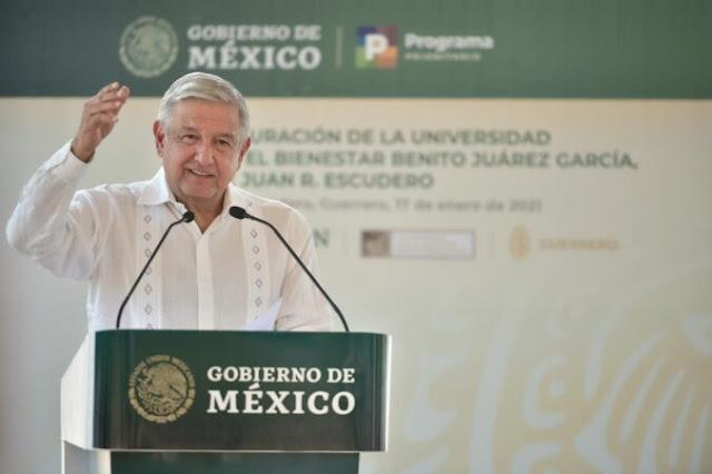 México trabaja en garantizar la vacuna contra COVID-19 para todas y todos los mexicanos. Presidencia