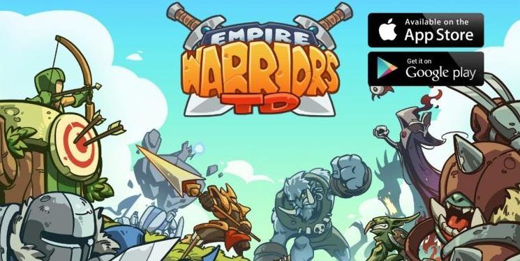 Empire Warriors Tower Defense TD APK