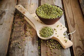 Thành phần dinh dưỡng của Hạt đậu xanh