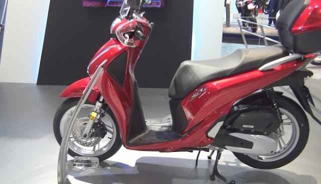 Wow, Penjualan Honda SH150i Semakin Mengenaskan
