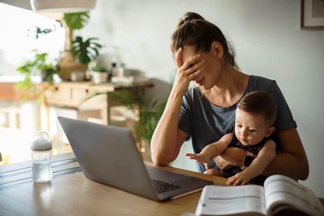 tips bekerja di rumah, suasana kondusif