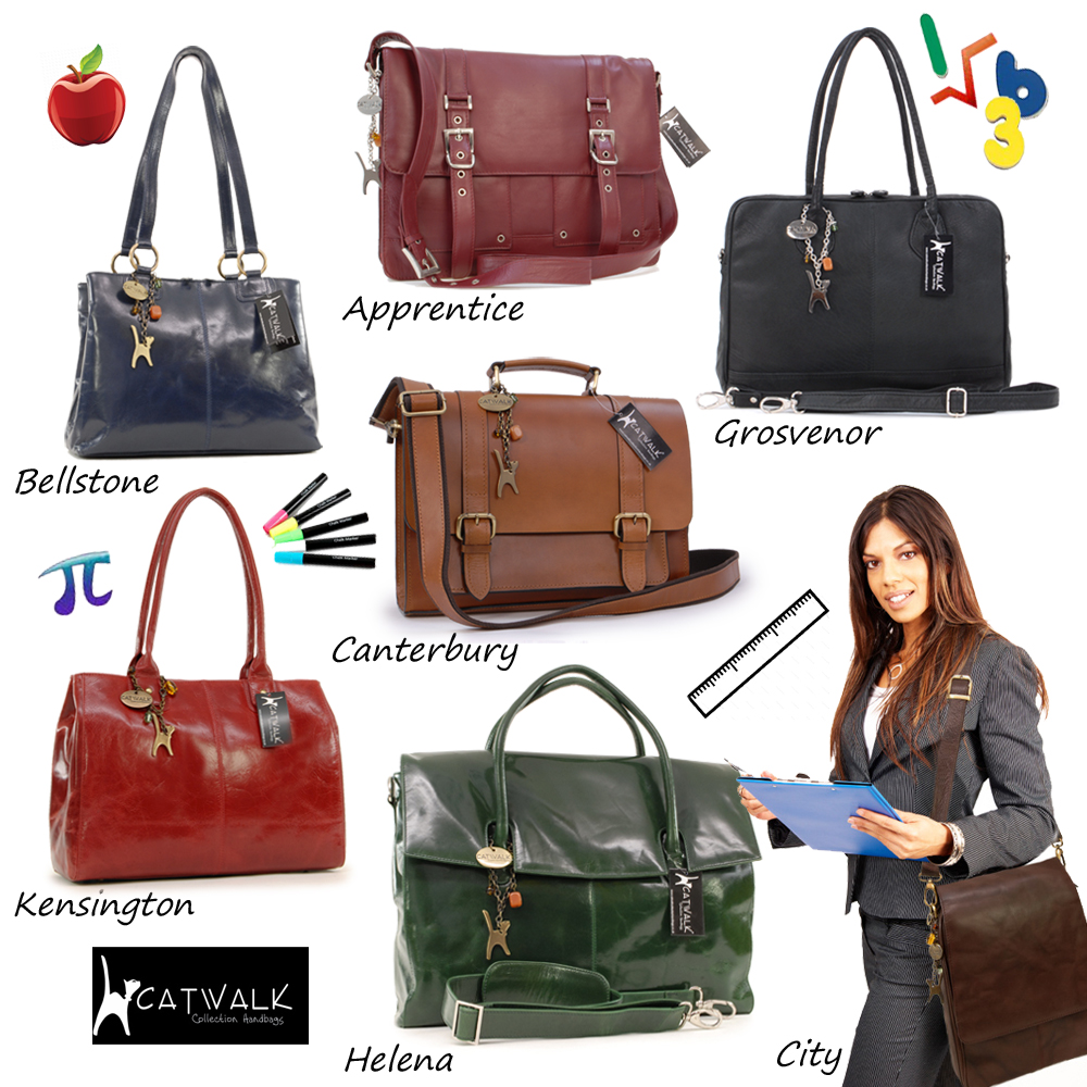 The Real Handbag Blog Back To School Bags For Teachers And Students