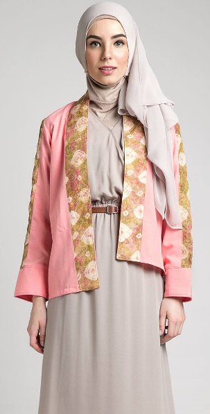 Gambar Fashion Model Baju Muslim Trendy