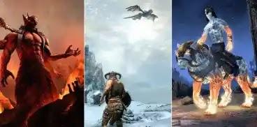 Elder Scrolls Online Vs. Skyrim,Best Elder Scrolls Game,