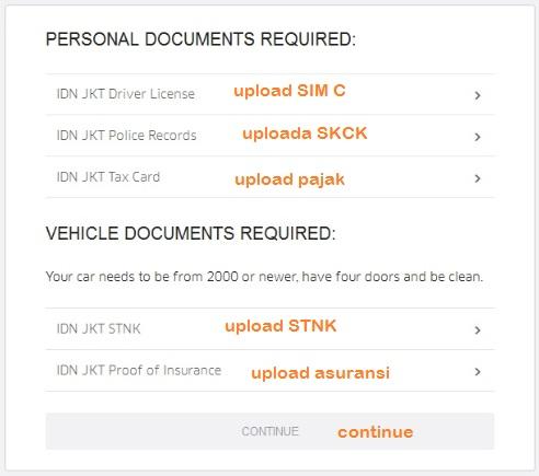 cara daftar ubrmotor, cara daftar uber motor, cara mendaftar uber motor