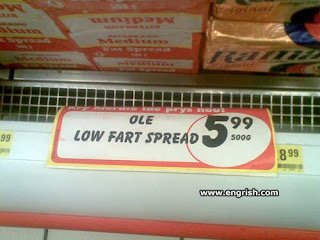 product funny name fail low fart spread