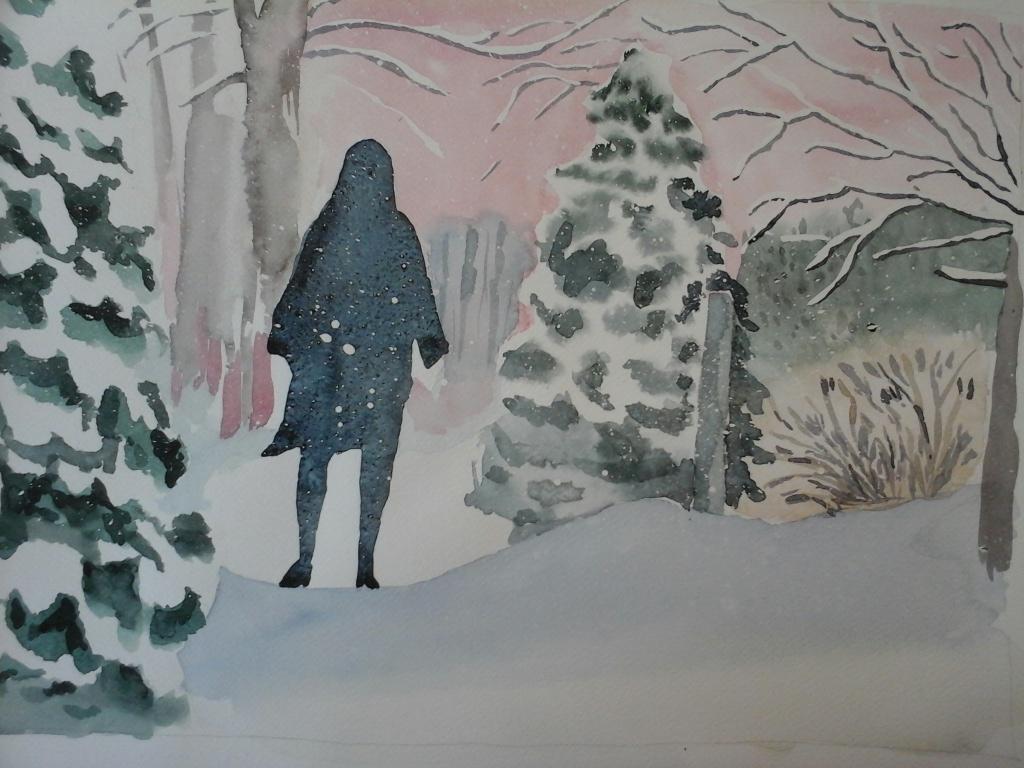 Christine Flament Auteur Illustratrice Aquarelles Stage Peindre