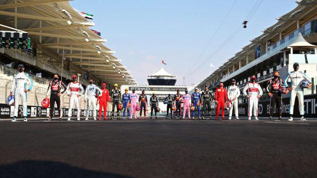 Formula 1 Etihad Airways Abu Dhabi Grand Prix 2020-12-13