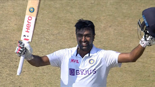 Ravichandran Ashwin 106 vs England Highlights Highlights