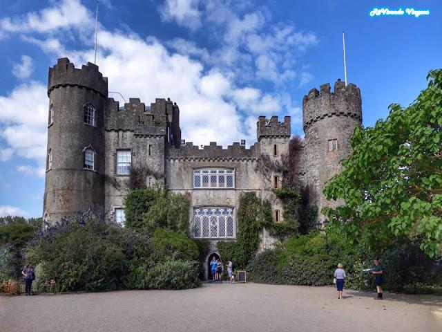 Castelo de Malahide em Dublin