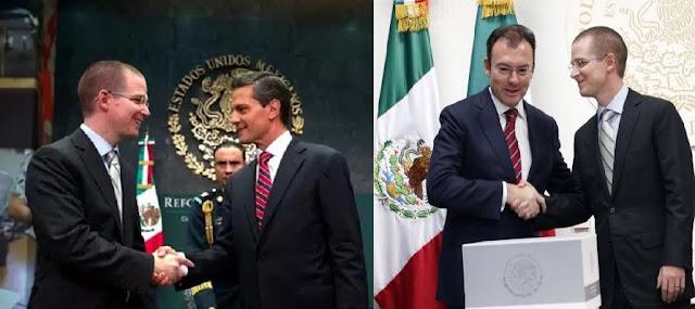 Peña Nieto, Luis Videgaray