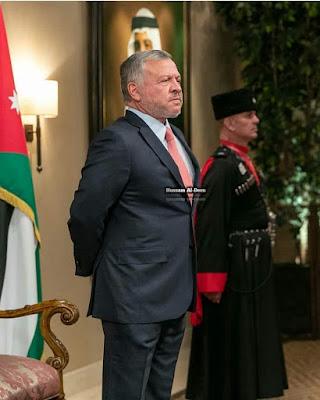 هل كان الملك عبدالله  غير راض عن التعديل الحكومي