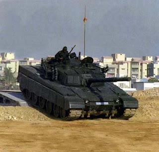 Al-Khalid MBT