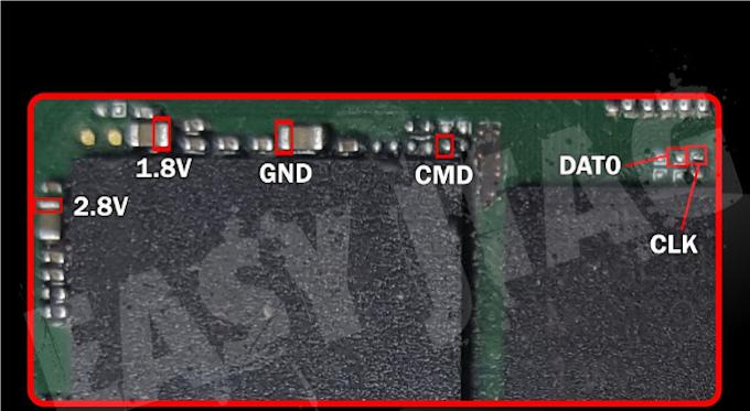 Huawei G8 RiO (L03) Dead Boot Repair Emmc Dump File Download