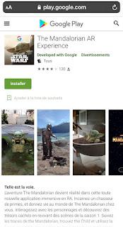 Application The Mandalorian sur Google Play