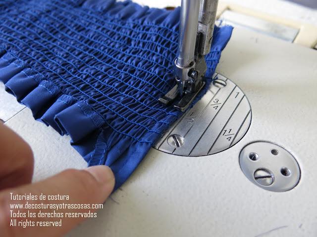 costura reforzada