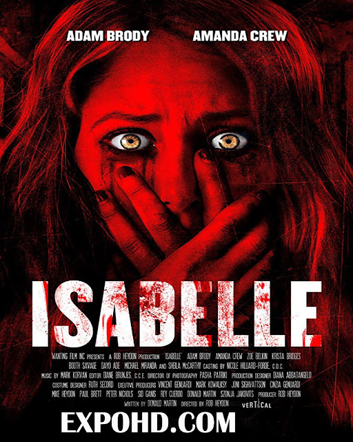 Isabelle L ultima evocazione 2019 Full Movie Download HD 1080p