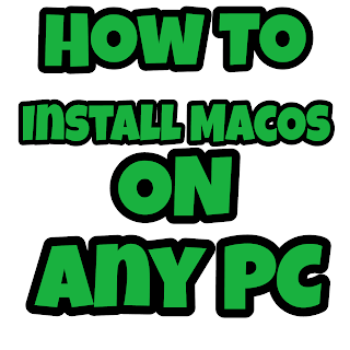 How to install MacOs In Any Windows Pc-Best Blogging Tips