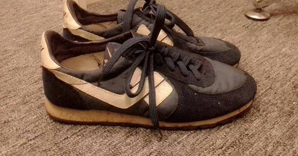 c652d33bd3e20 pArT tiMe bUnDLe  Vintage Aliph Low Cut Canvas Shoes (SOLD)