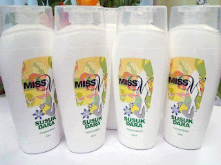 Miss v Feminine wash JSD