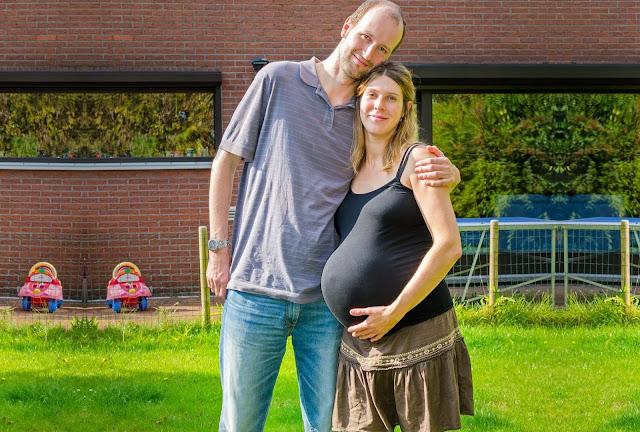 الحمل بعد الزواج