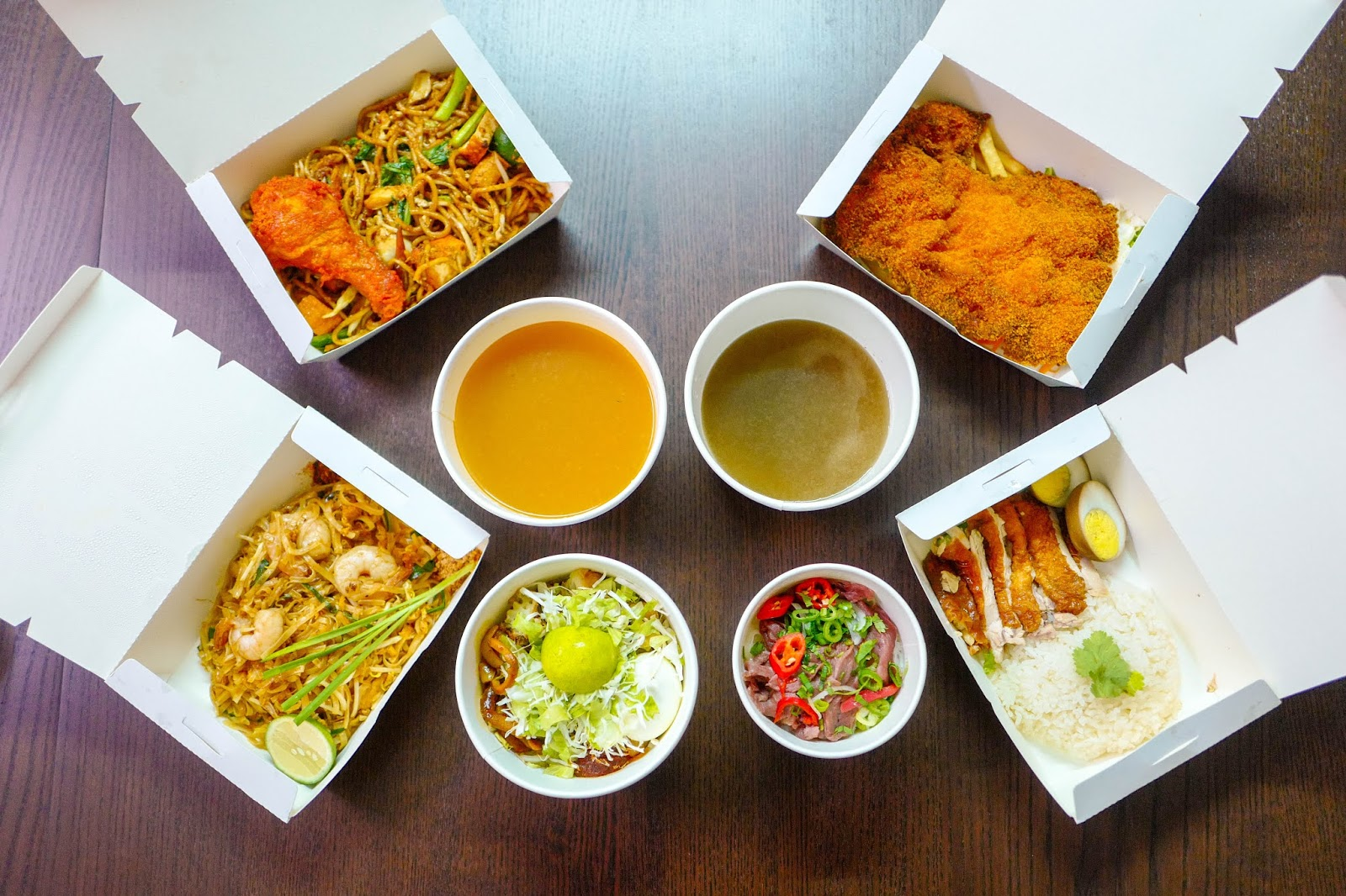 Food Republic Malaysia: All the top temptations of a food court, delivered to you