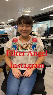 Angel filter instagram || How to get Angel Instagram filter
