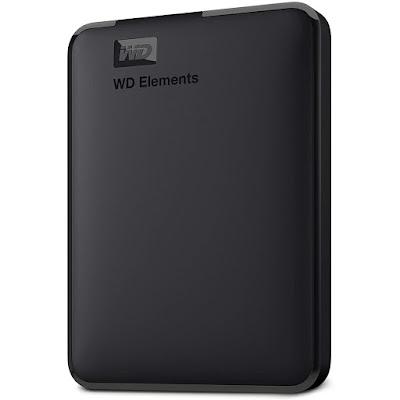 WD Elements SE 5 TB