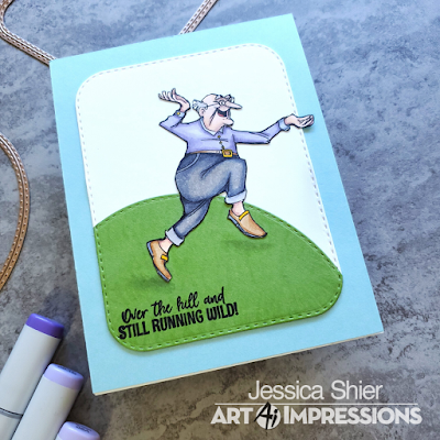 Art Impressions Blog Challenge #285 Make Me Laugh