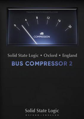 Cover do plugin Solid State Logic - Native Bus Compressor 2