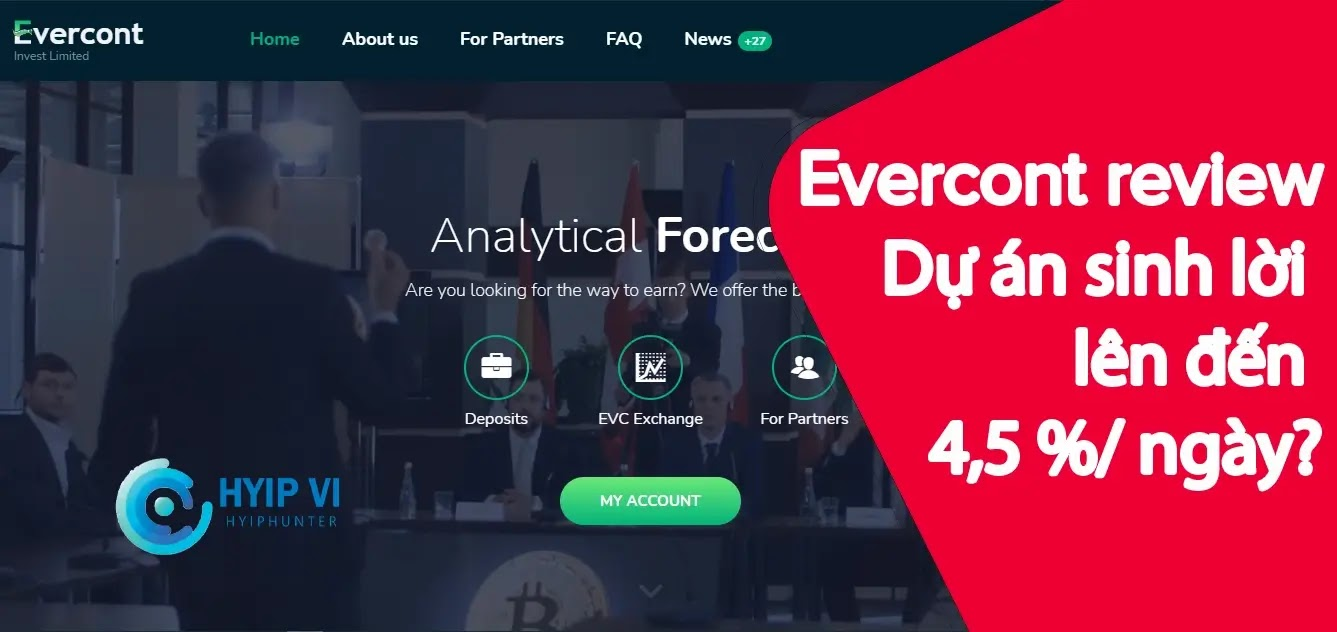 Evercont review