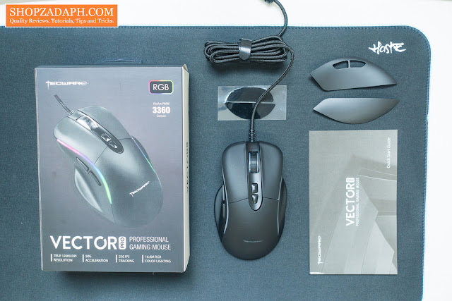 tecware vector pro mouse